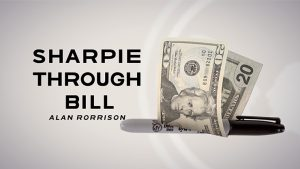 Sharpie Through Bill