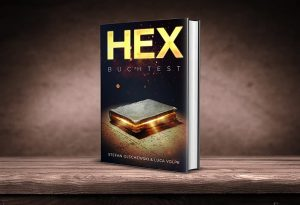 Hex Buchtest