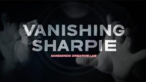 Vanishing-Sharpie